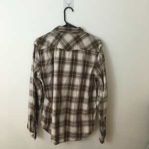 American Eagle Outfitters Button-Down
